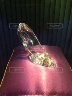 ガラスの靴の写真・画像素材[1936790]