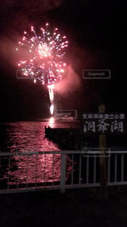 花火の写真・画像素材[2068222]