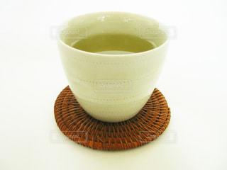 温かいお茶の写真・画像素材[1968159]