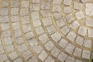 石畳のテクスチャの写真・画像素材[1969533]