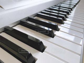 ピアノ鍵盤の写真・画像素材[2708626]