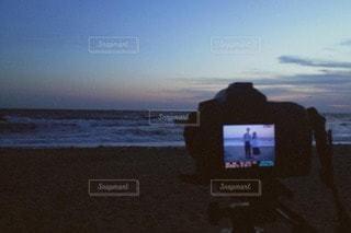 2人の写真・画像素材[72507]