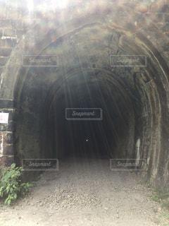トンネル ビューの写真・画像素材[1940111]