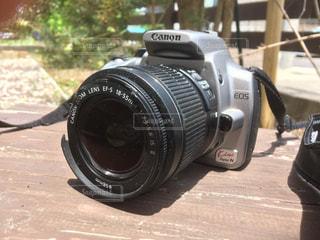 カメラのクローズアップの写真・画像素材[2168325]