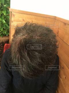 毛が欲しいの写真・画像素材[3842864]