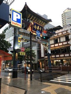 中華街の写真・画像素材[2208675]
