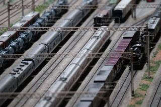 鉄道ジオラマの写真・画像素材[2240851]