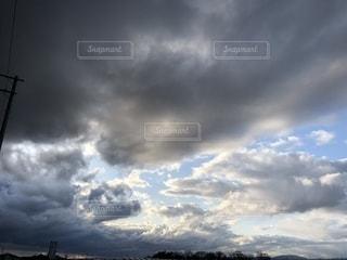 空と雲の写真・画像素材[1942248]