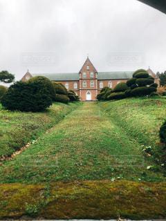 トラピスト修道院の写真・画像素材[2152438]
