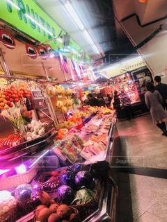 スペインの市場の写真・画像素材[2152953]