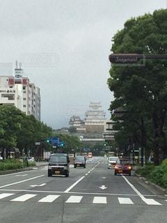 姫路城の写真・画像素材[1948257]