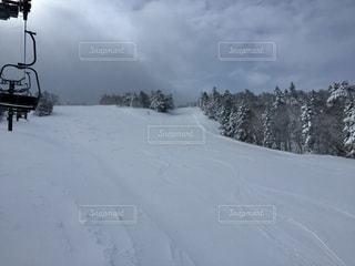 天元台スキー場の写真・画像素材[1960437]