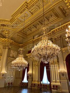 ブリュッセル王宮の写真・画像素材[4814152]