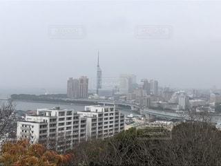 愛宕神社からの景色の写真・画像素材[1994419]