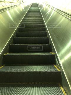 無限階段の写真・画像素材[1955626]