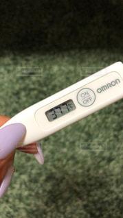 体温計の写真・画像素材[2579720]