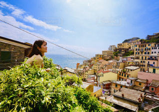 イタリアの空の写真・画像素材[2276043]