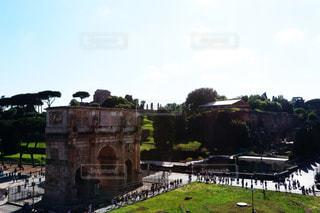 コロッセオ周辺の写真・画像素材[2282049]
