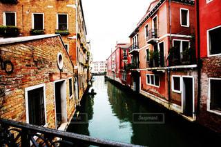 ヴェネツィアの朝の写真・画像素材[2284006]