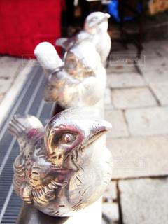 メタルスズメの写真・画像素材[2288416]