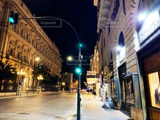 ローマの通りの写真・画像素材[2288423]