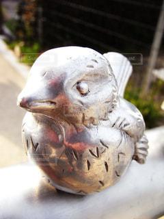 メタルスズメの写真・画像素材[2288756]