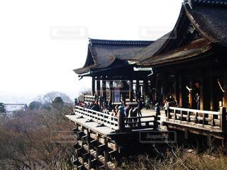 京都の清水寺の写真・画像素材[2289203]