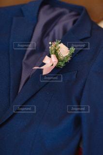 スーツジャケットの写真・画像素材[2302651]