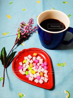 食後のコーヒータイムの写真・画像素材[2307334]