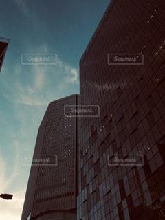 大阪のオフィス街の写真・画像素材[2409990]