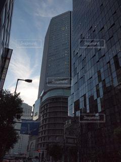 大阪のオフィス街の写真・画像素材[2409993]