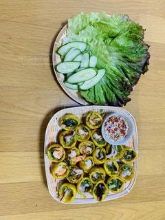 ベトナム料理 バインコットの写真・画像素材[2769224]