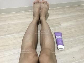 人の足の写真・画像素材[2322340]