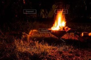 おしゃれキャンプの写真・画像素材[73848]