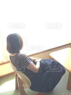 女性の写真・画像素材[2013773]