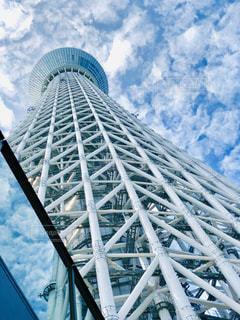 東京スカイツリーの写真・画像素材[2078455]
