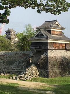 熊本城の写真・画像素材[1972906]