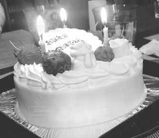 誕生日ケーキの写真・画像素材[1978898]