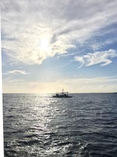 セブ島の海の写真・画像素材[1961240]