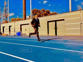 走り出せ!!の写真・画像素材[1968015]