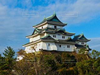 和歌山城の写真・画像素材[1981647]