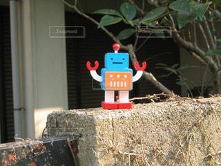 ロボットの冒険の写真・画像素材[1993608]