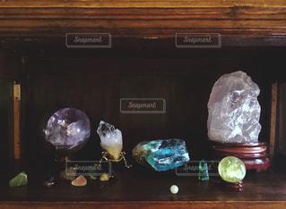 天然石のオブジェの写真・画像素材[1968713]
