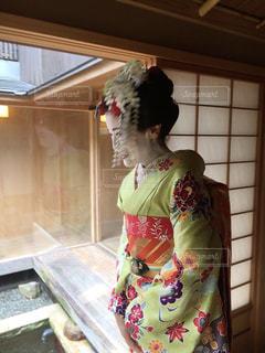 舞妓さんの写真・画像素材[2007354]