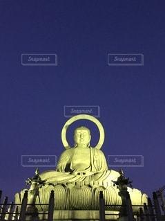大仏像の写真・画像素材[3345788]
