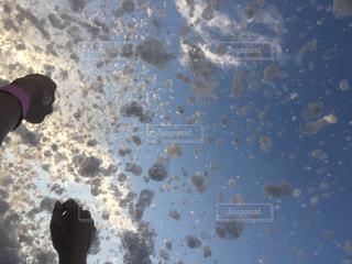 泡フェスの写真・画像素材[1978078]