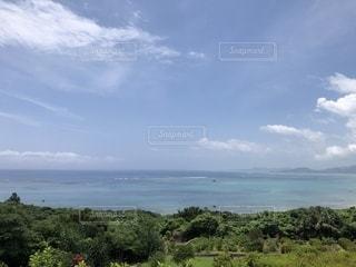 海と空の写真・画像素材[2138755]