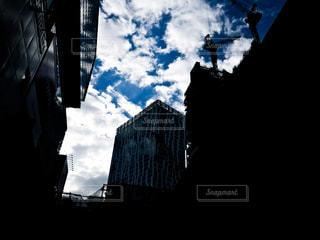 空気と空の写真・画像素材[1037183]