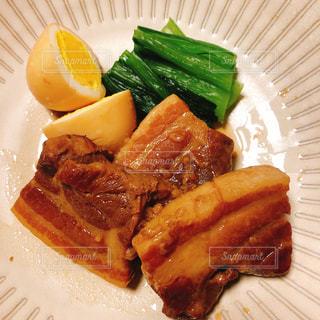 豚の角煮の写真・画像素材[3183113]