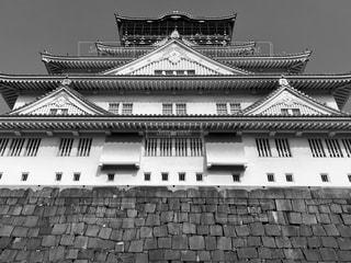 大阪城の写真・画像素材[2257673]